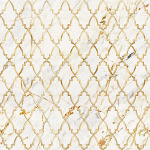 Empire Ivory Manhattan Wallpaper - MINDTHEGAP - Do Shop
