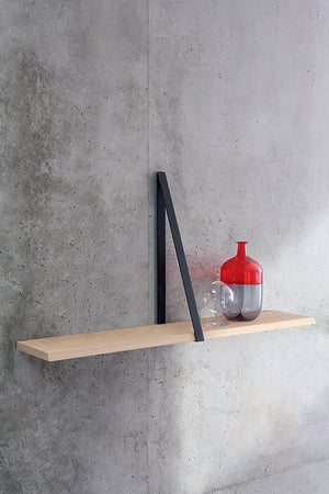 T-Square Wall Shelf - Oak - Coedition - Do Shop