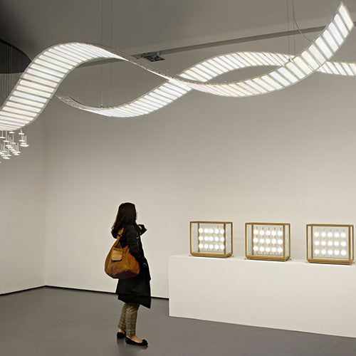 Flying Ribbon - OLED Light - Blackbody - Do Shop