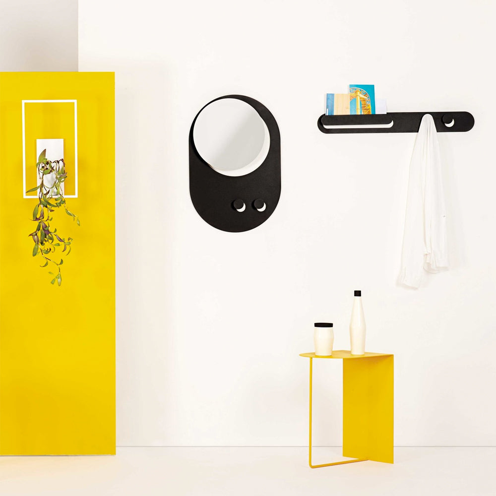 Eclip Mirror and Coat Rack - Formae - Do Shop