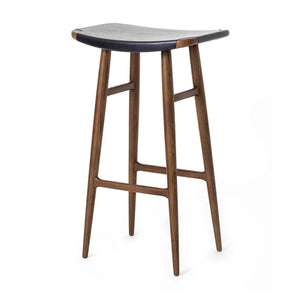 Freja Bar Stool SH750 Leather Seat - Stellar Works - Do Shop