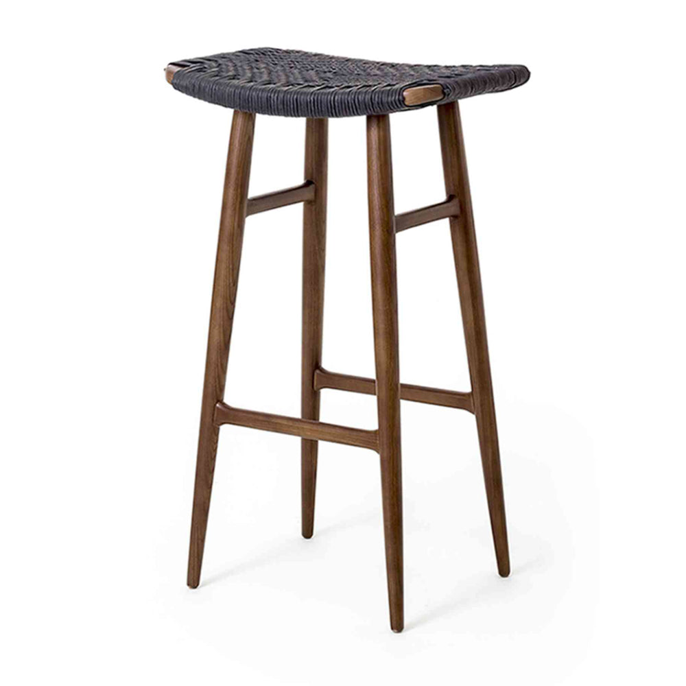 Freja Bar Stool SH750 Paper Cord Seat - Stellar Works - Do Shop