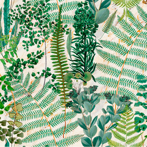Green Sanctuary Collectables Wallpaper - MINDTHEGAP - Do Shop