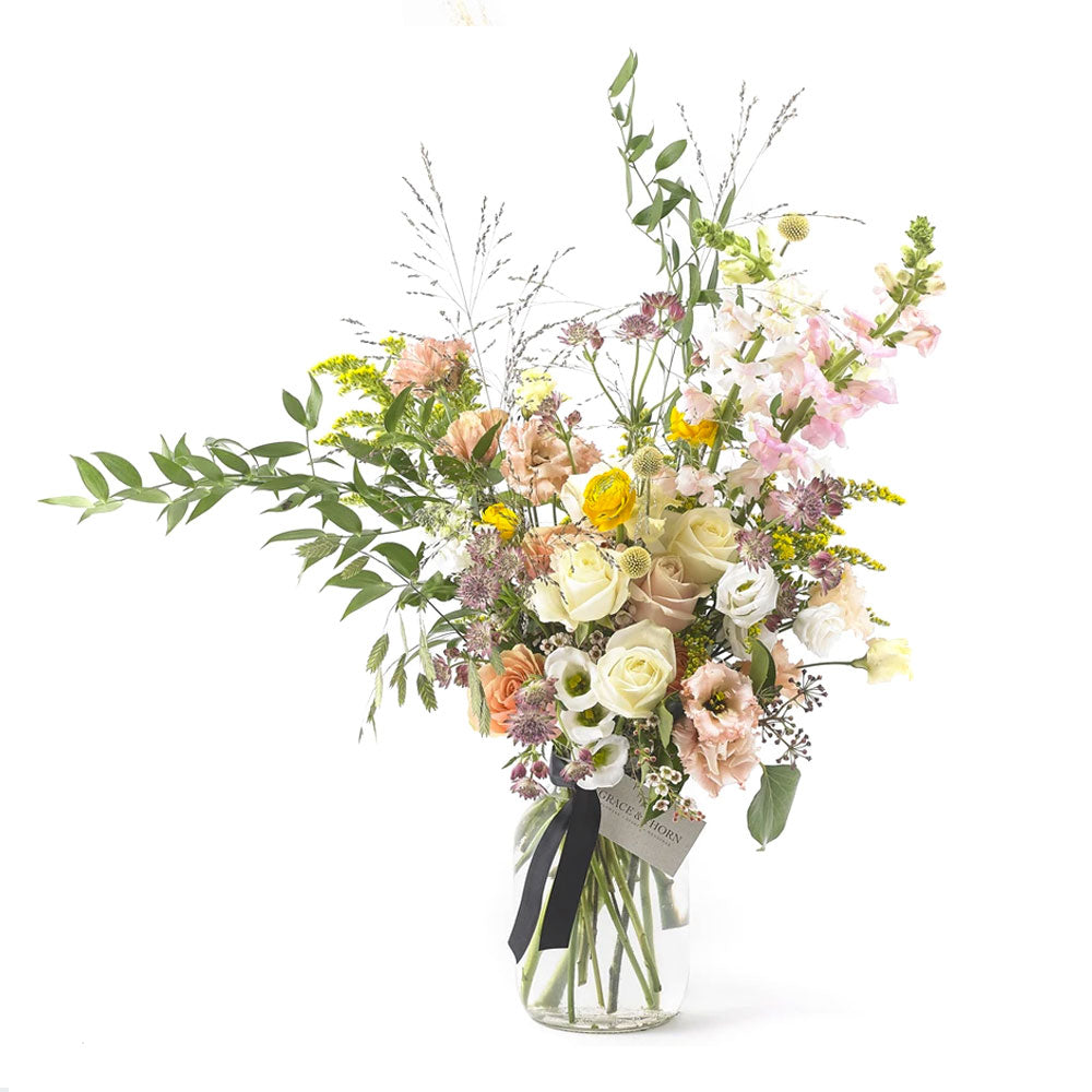 In Bloom Fresh Flowers by Grace & Thorn | Do Shop