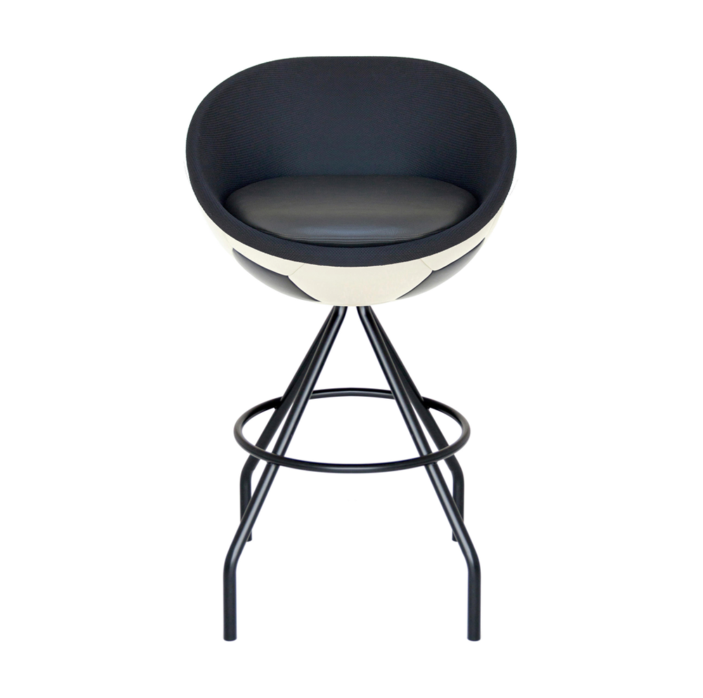 Hattrick Football Barstool - Lillus - Lento - Do Shop