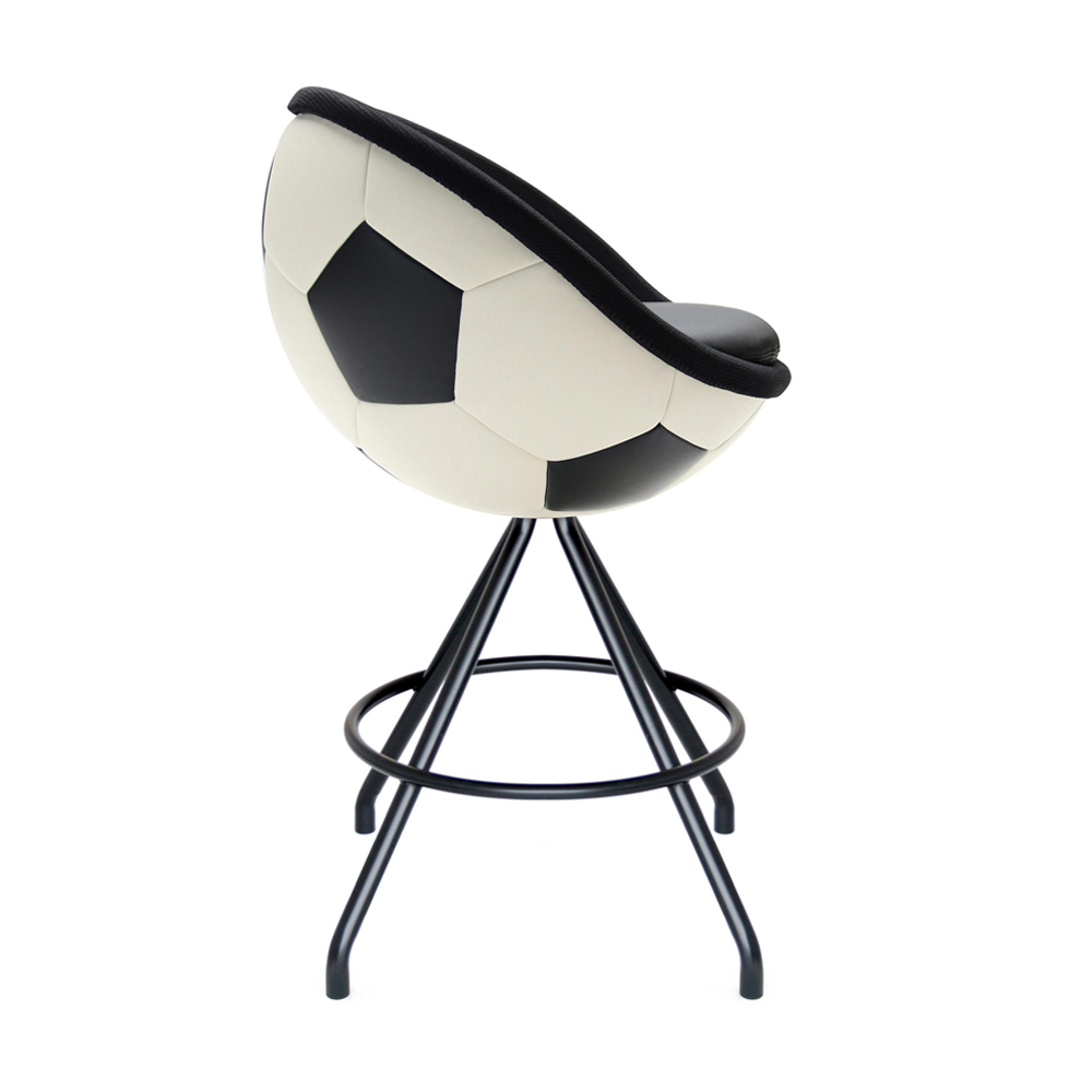 Hattrick Football Counter Stool - Lillus - Lento - Do Shop