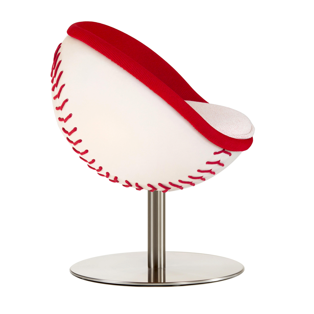 Homerun Baseball Dinner / Cocktail Chair - Lillus - Lento - Do Shop