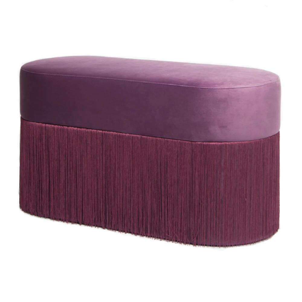 Pill Pouf Large Pill Shaped by Houtique | Do Shop