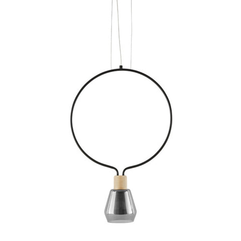 Agata Circle Suspension Light