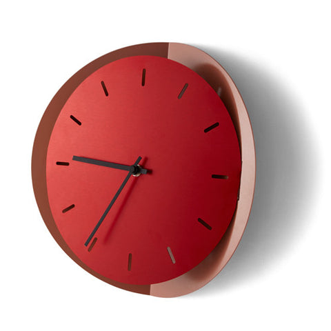 Popup Metal Wall Clock - Incipit - Do Shop