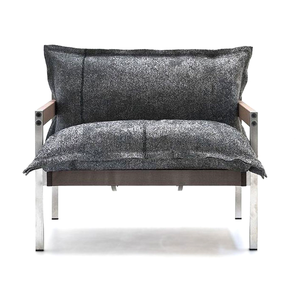 Iron Maiden Armchair by Diesel Living for Moroso | Do Shop