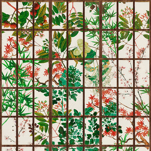 Japanese Garden Collectables Wallpaper - MINDTHEGAP - Do Shop