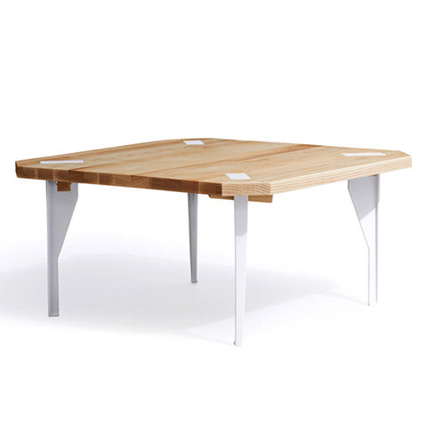 Keel Coffee Table - Square - New Works - Do Shop