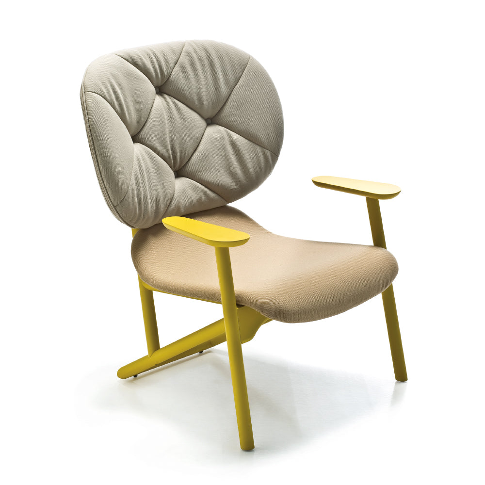 Klara Collection of Armchairs, Rocking Chairs and Poufs - Moroso - Do Shop