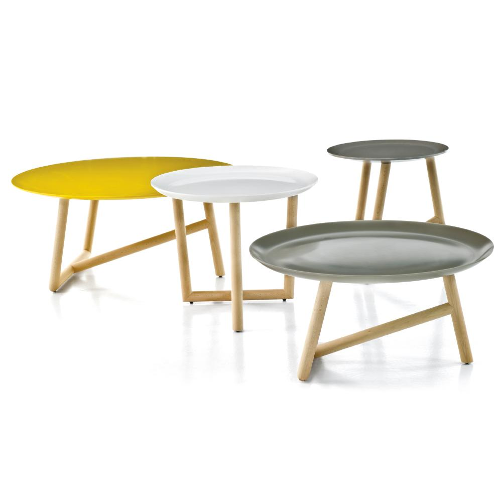 Klara Collection of Side Tables by Moroso | Do Shop