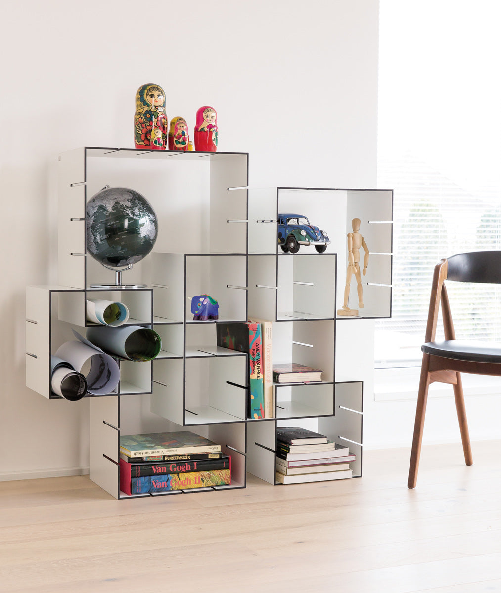 Konnex Shelving Set - Mueller - Do Shop