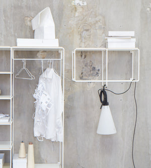 Anywhere Hangers 1 x 2 (2 Shelves) - Korridor - Do Shop