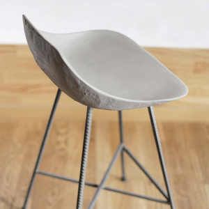 Hauteville Concrete Counter Stool - Lyon Beton - Do Shop