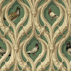 Manor's Walls Wallpaper - Compendium Collection by MINDTHEGAP | Do Shop