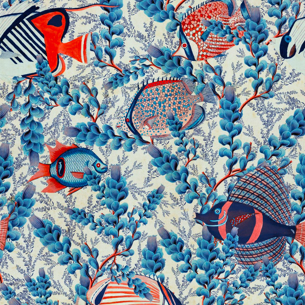 Aquarium Wallpaper by MINDTHEGAP | Do Shop