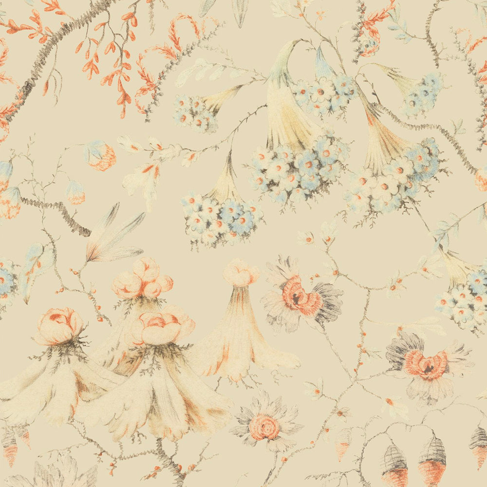Grandma's Tapestry Wallpaper by MINDTHEGAP | Do Shop