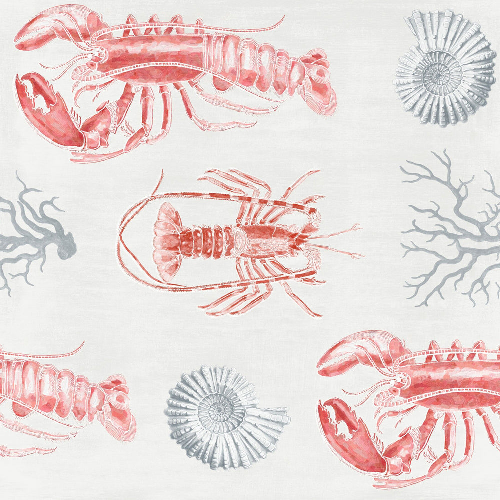 Lobster Wallpaper - MINDTHEGAP - Do Shop