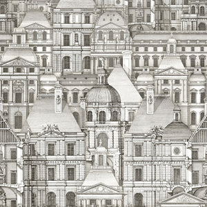 Louvre Wallpaper - MINDTHEGAP - Do Shop