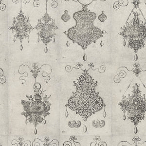 Bijoux Wallpaper by MINDTHEGAP | Do Shop