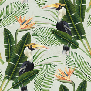 Birds of Paradise Wallpaper by MINDTHEGAP | Do Shop