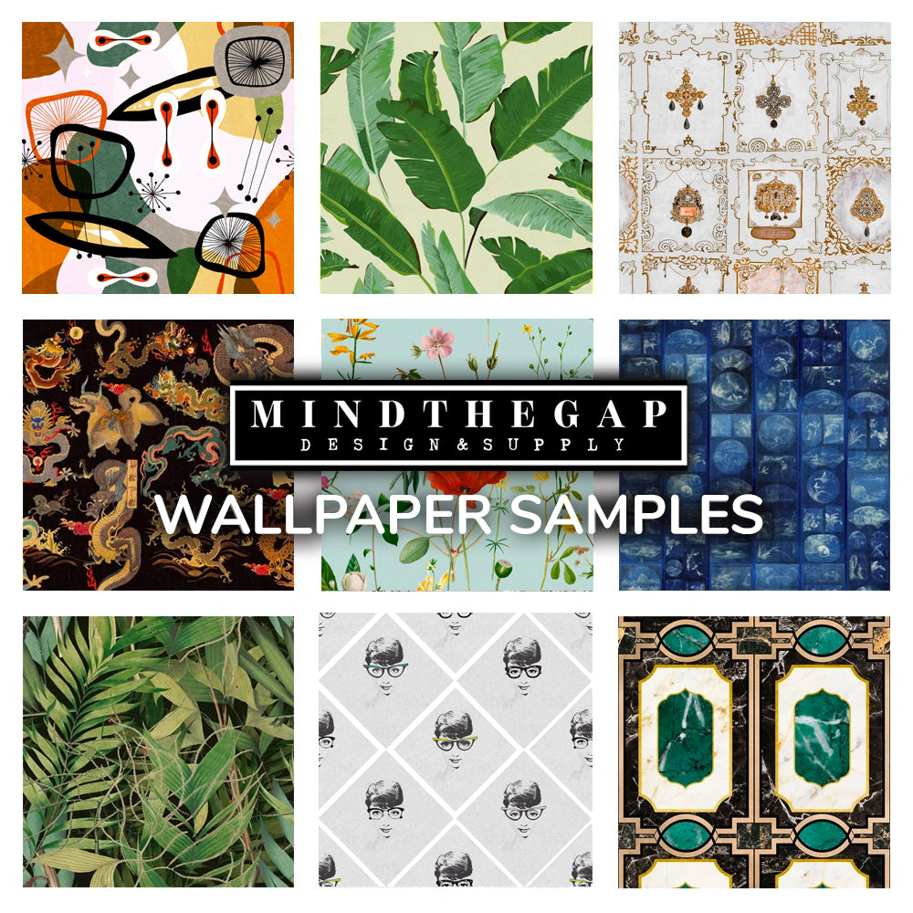 MINDTHEGAP Wallpaper Samples Part 1