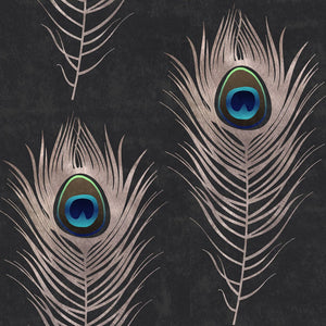 Peacock Wallpaper by MINDTHEGAP | Do Shop