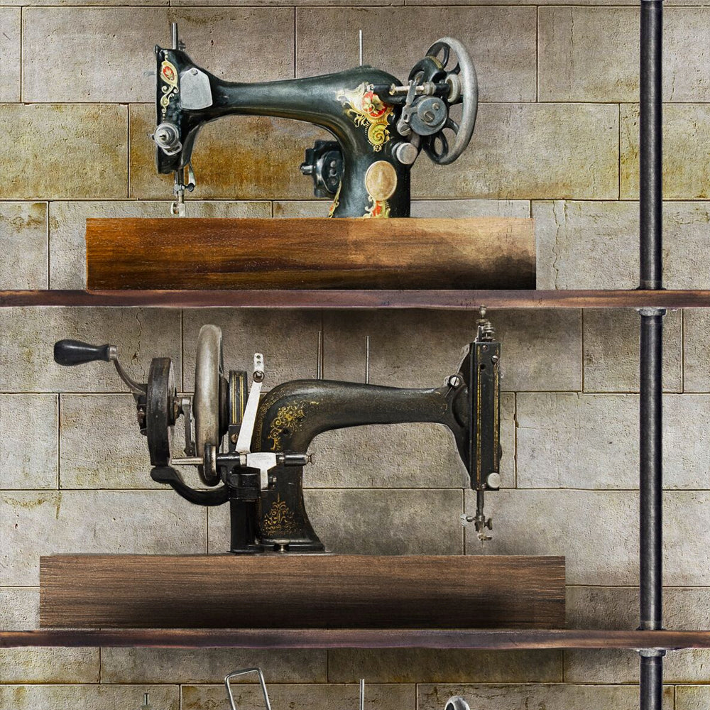 The Machinist Wallpaper by MINDTHEGAP | Do Shop
