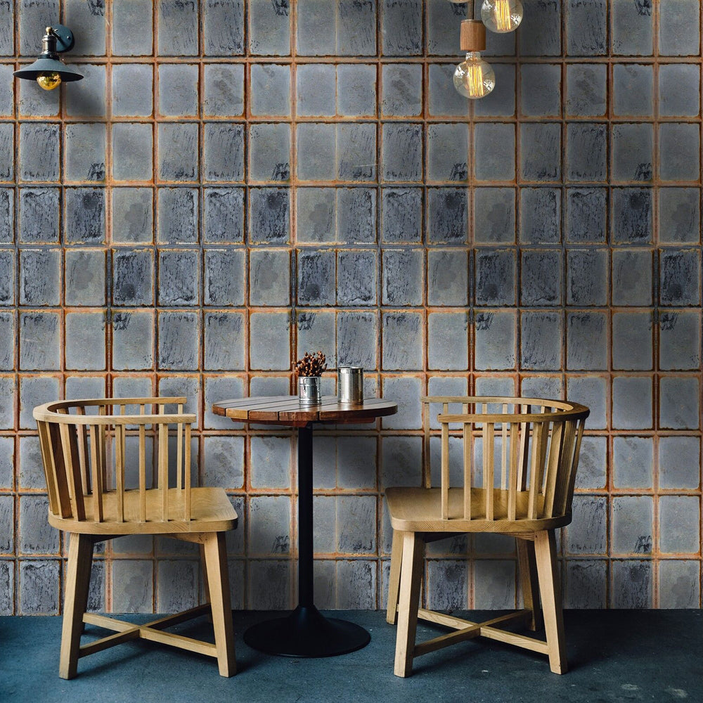 Foundry Wallpaper by MINDTHEGAP | Do Shop