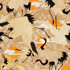 Birds of Happiness Wallpaper by MINSTHEGAP | Do Shop