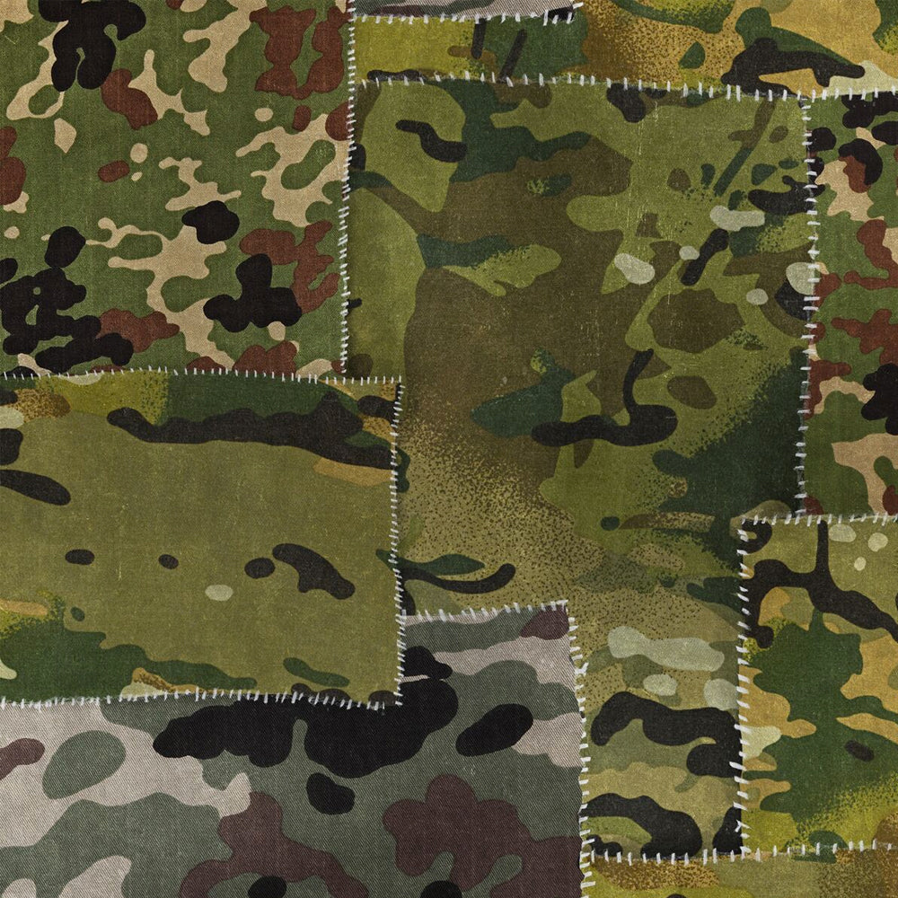 Camo Wallpaper by MINDTHEGAP | Do Shop