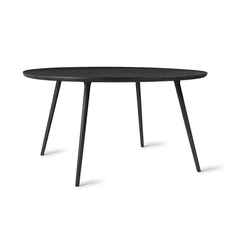 Accent Dining Table - Black Stained Oak by Mater | Do Shop