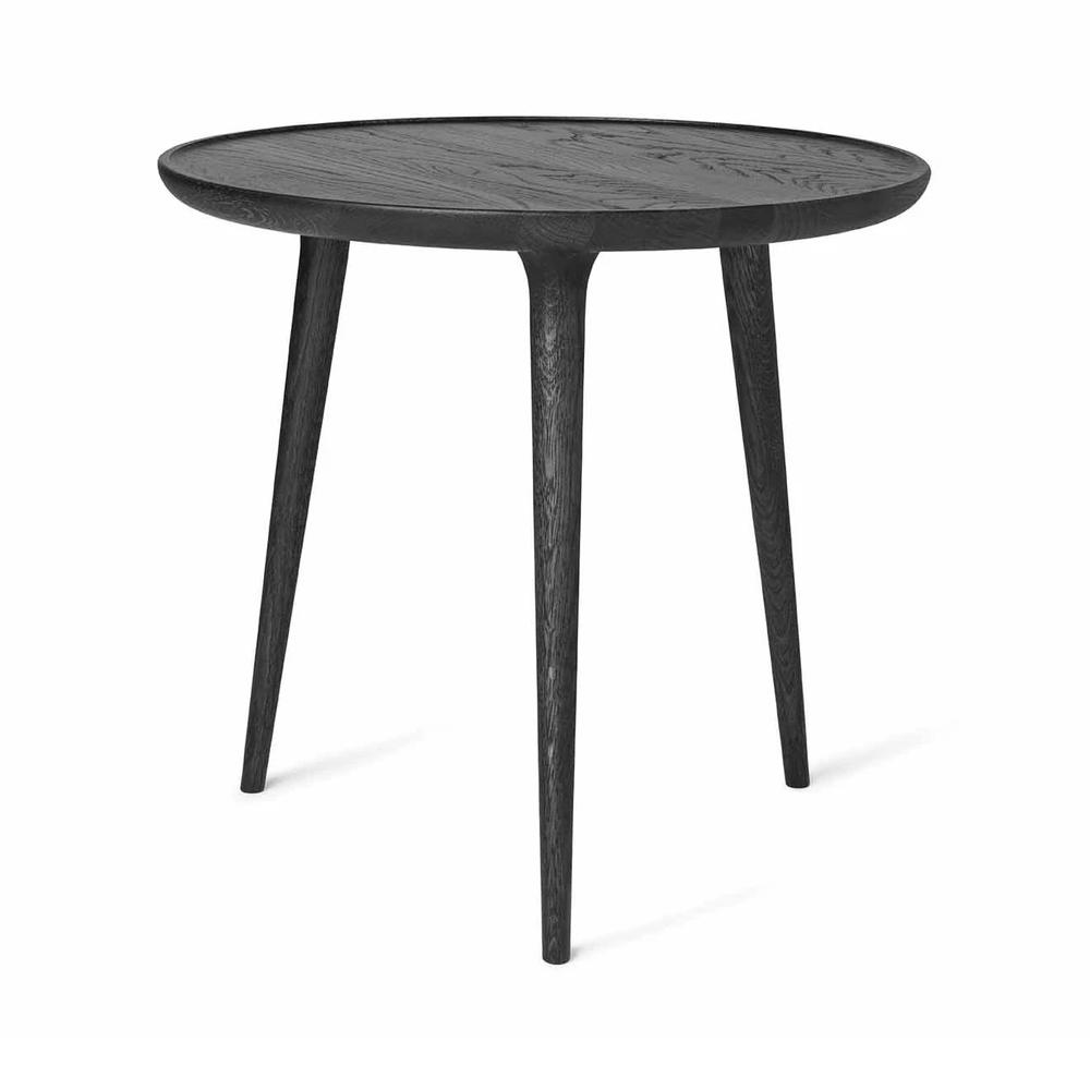 Accent Side Table - Black Stained by Mater | Do Shop