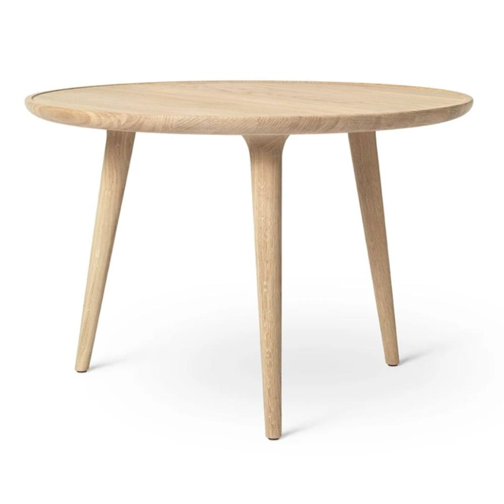 Accent Side Table - Natural Matt Lacquer by Mater | Do Shop