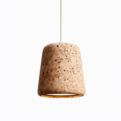 Material Pendant - Cork - New Works - Do Shop