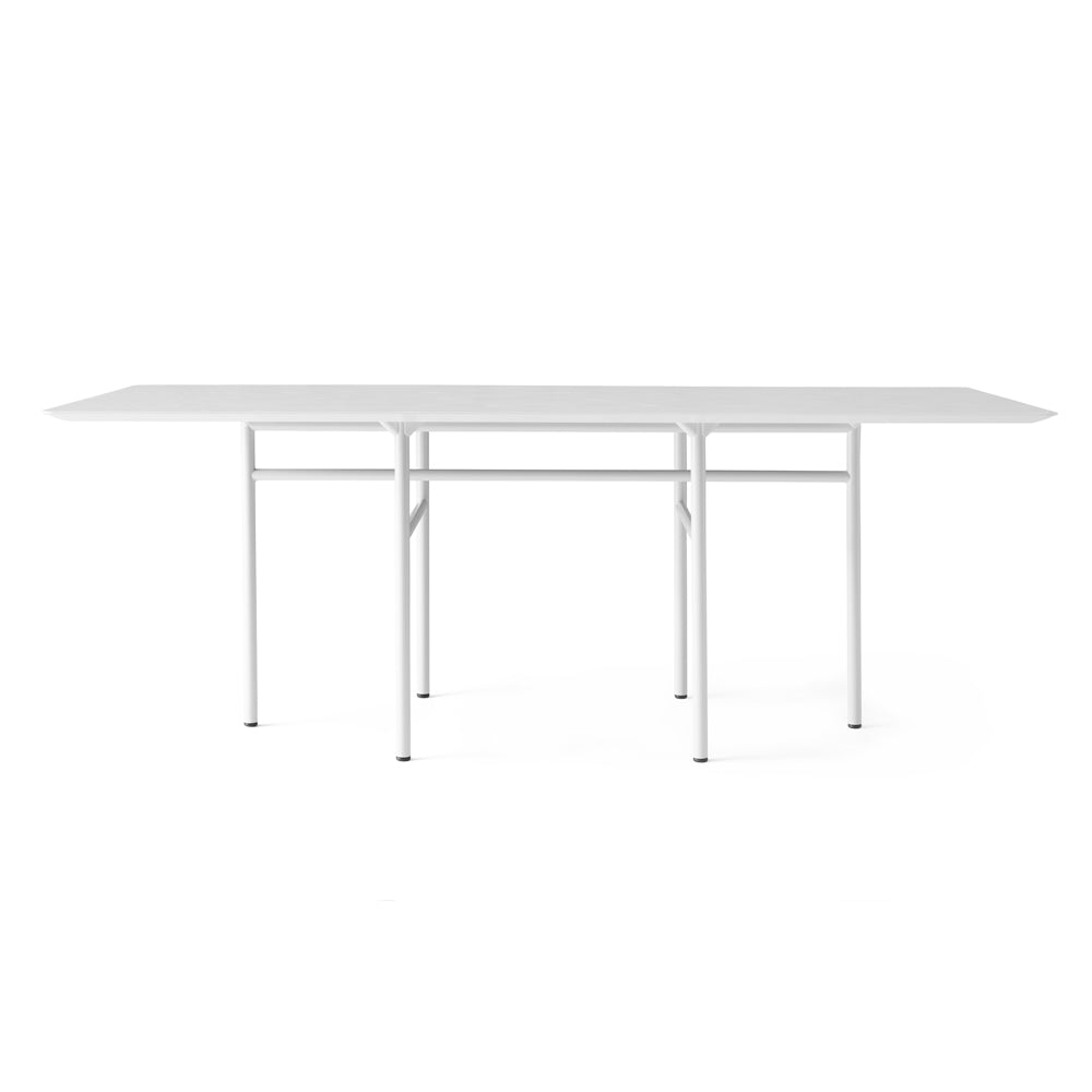 Snaregade Table - Rectangular - Black - Menu - Do Shop