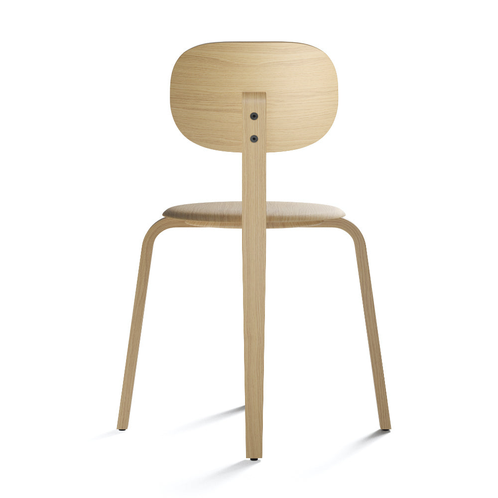 Afteroom Dining Chair Plus - Wood Base by Menu | Do Shop
