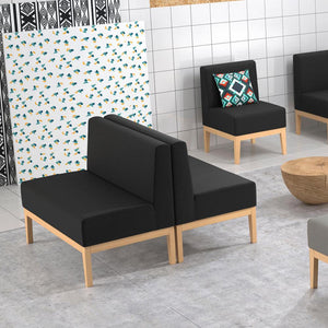 Baker Modular Sofa and Pouf - The Twenties by Missana | Do Shop