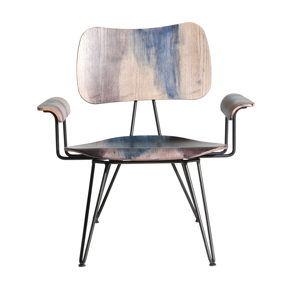 Overdyed Lounge Chair by Diesel Living for Moroso | Do Shop
