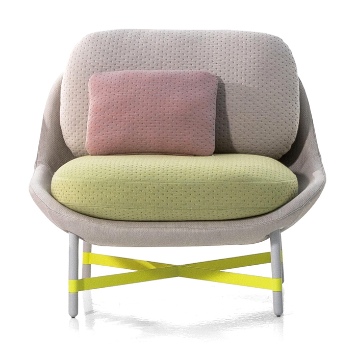 Ottoman Armchair by Moroso | Do Shop