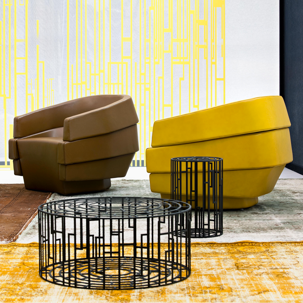 Rift Armchair by Moroso | Do Shop