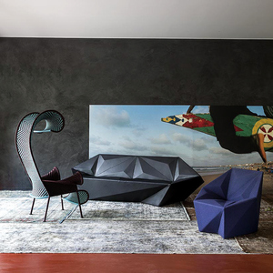 Shadowy Armchair - Moroso - Do Shop