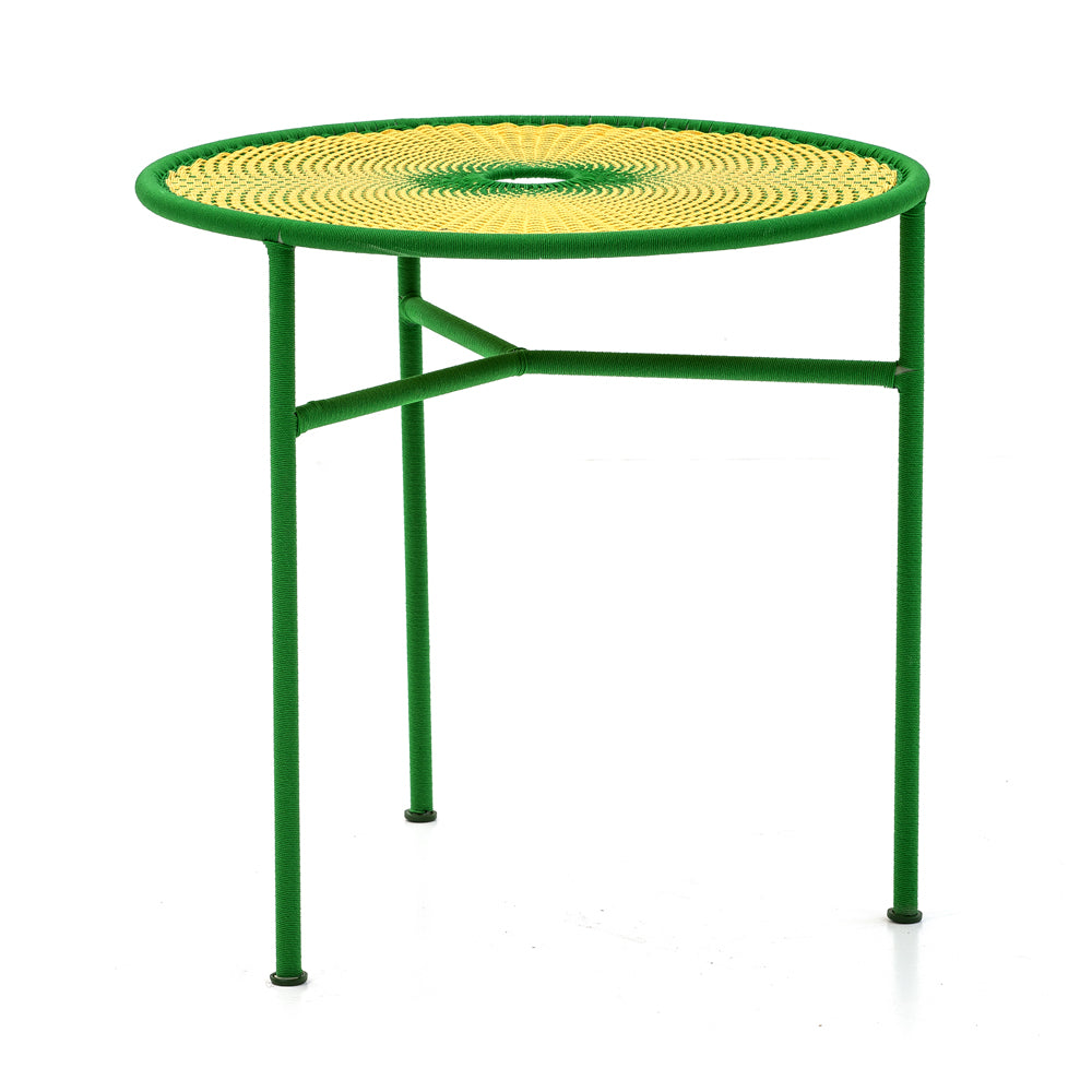 Banjooli Bistrot Table - M'Afrique Collection by Moroso | Do Shop