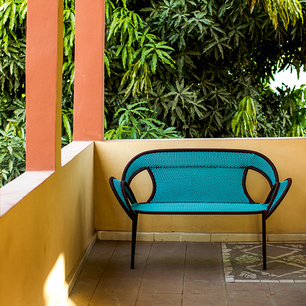 Banjooli Settee - M'Afrique Collection by Moroso | Do Shop