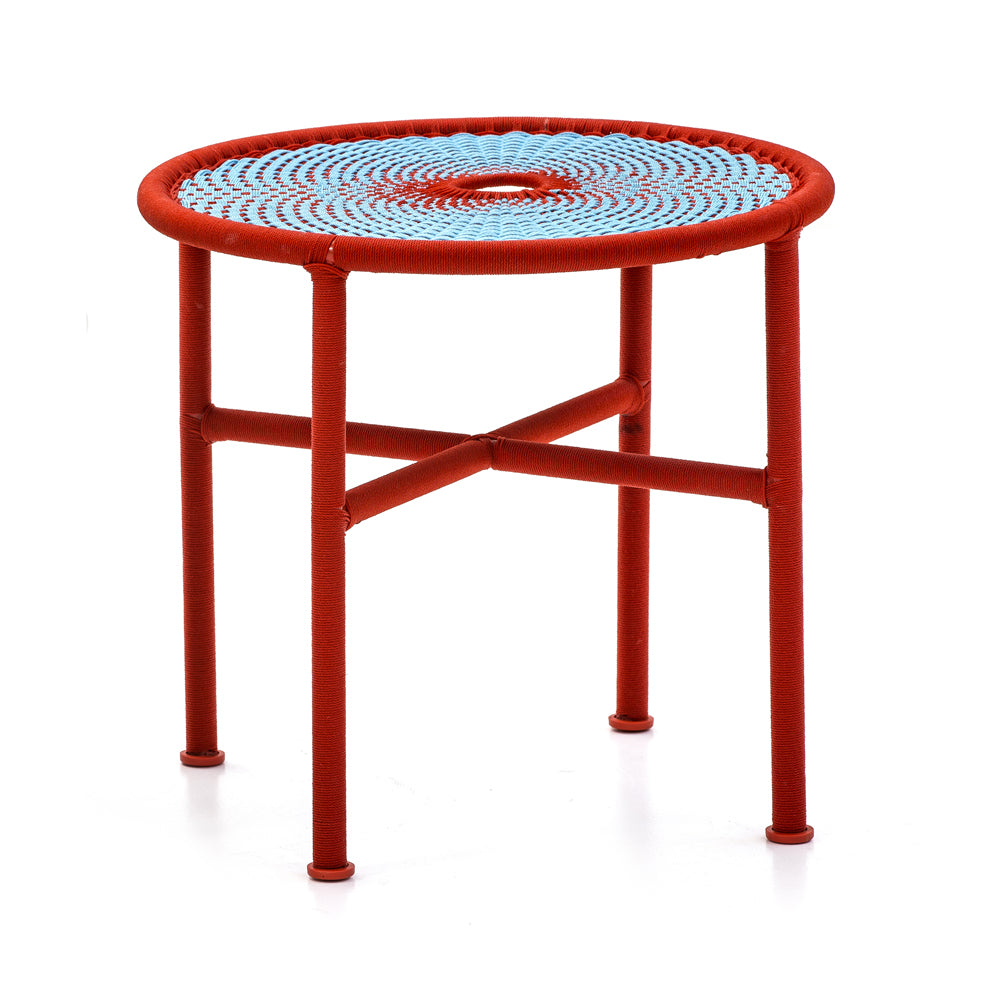 Banjooli Small Table Dia 50 x H 46 cm - M'Afrique Collection by Moroso | Do Shop