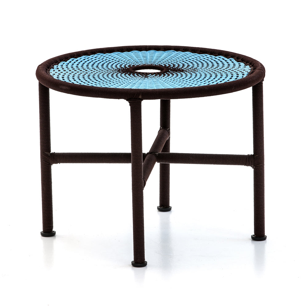Banjooli Small Table Dia 50 x H 38 cm - M'Afrique Collection by Moroso | Do Shop